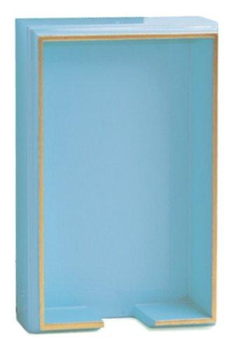 Image of Michel Design Works Hostess/Buffet Napkin Holder, Light Blue (NAPHT11)