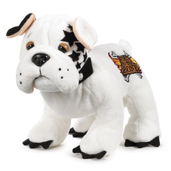 Webkinz Rockerz - Bulldog with Trading Cards