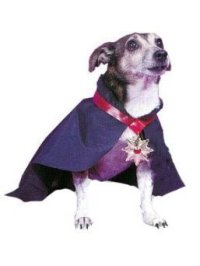 Halloween Vampire Costumes for Dogs