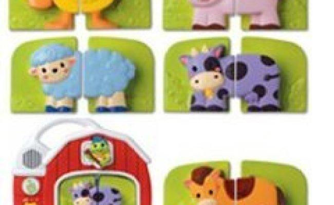 Leapfrog Fridge Farm Magnetic Animal Set Amazon Co Uk