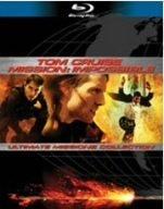 M:i ミッション:インポッシブル トリロジーBOX (Blu-ray Disc) トム・クルーズ ミシェル・モナハン フィリップ・シーモア・ホフマン ローレンス・フィッシュバーン ヴィング・レイムス