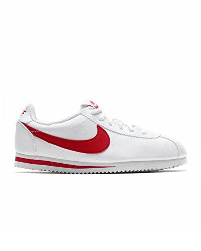 Nike Wmn Cortez White Red Größe: 4,5(36,5) Farbe: White