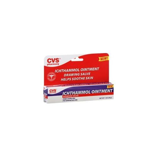 ichthammol ointment cvs