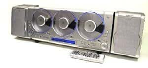 Amazoncom Emerson Wall Mountable 3 Cd Audio System