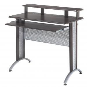 Picture of Comfortable Fusion Computer Desk (B004TLEHEG) (Computer Desks)
