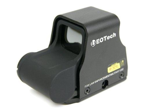 【ベーシックな後部ボタン!EOTech551タイプの進化型!】イオテックEOTech XPS3-2タイプ ホロサイト/BK(ブラック)イオテック/ダットサイト/ドットサイト(H0015B)