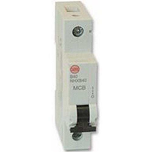 Best Offer WYLEX 40A SP TYPE B MCB 6KA Circuit Breakers Thermal
