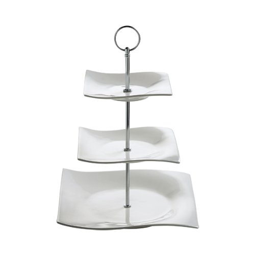 Etagere Günstig Maxwell & Williams Etagere Motion Durable Porcelain 3
