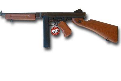 東京マルイ トンプソン M1A1 [固定ストック] ニッケルフルセット