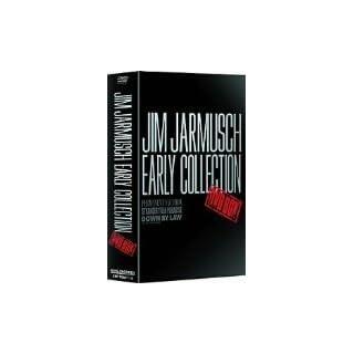 ジム・ジャームッシュ / アーリー・コレクションDVD-BOX (初回限定生産)