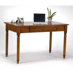Picture of Comfortable Knob Hill Collection Wood Computer Desk (B0007YSQBE) (Computer Desks)
