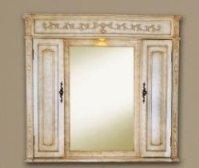 """Amazon.com: Dwi 42"""" Medicine Cabinet Mirror Kensington ..."""