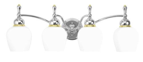 wiring bathroom vanity lights