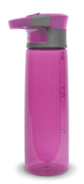 Contigo AUTOSEAL Water Bottle, 24 Ounces, Pink