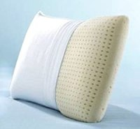 Amazon.com: Pillowtex  Latex Foam Queen Pillow: Home ...
