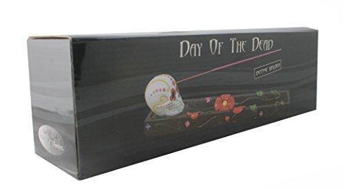 Da A De Muertos Day Of The Dead Sugar Skull Incense Holder