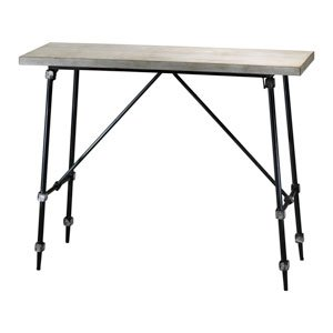 Image of Cyan Design 02445 Black Doris Console Table (B005QSFK5Q)
