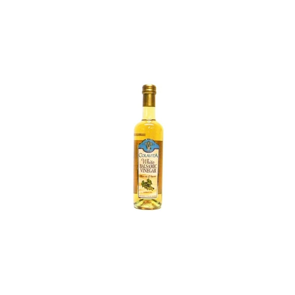 Cucina & Amore White Balsamic Vinegar Colavita White Balsamic Vinegar 16 9 Ounce On Popscreen