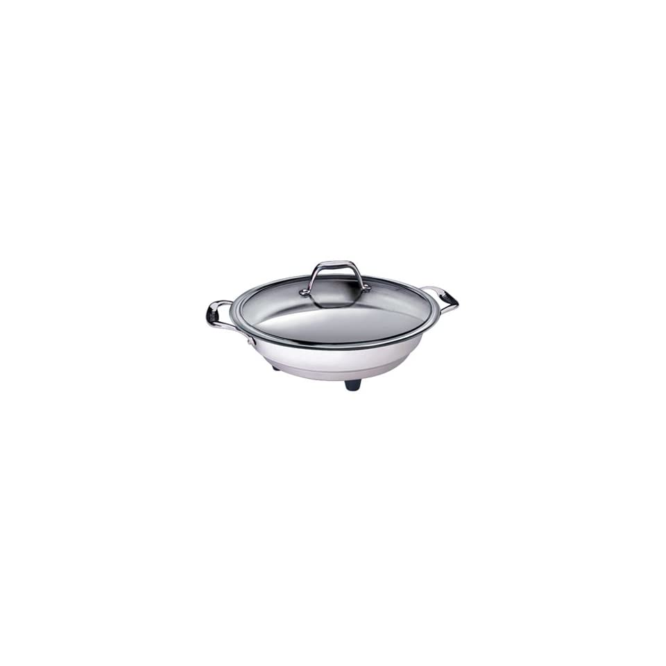 Amazon Cucinapro Cucinapro 16 Classic Polished Electric Skillet 1454 On Popscreen