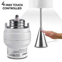 Thomas & Betts AR125D Touch Lamp Control Socket ...