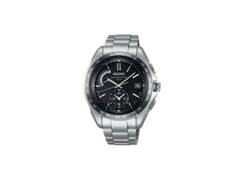 セイコー SEIKO ブライツ BRIGHTZ ソーラー デュアルタイム メンズ 腕時計 SAGA131