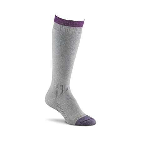 These medium weight, reinforced with Merino wool Fox Sox help keep you warm on those cold workdays. Full cushion and enhanced wear zones make these your go-to socks, while Wick Dry technology keeps you dry. Size info : Women's shoe size: 1-5.5 (Small...