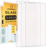 [3-PACK]-Mr Shield For LG X Power [Tempered Glass] Screen Protector with Lifetime Replacement Warranty