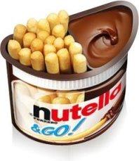 Nutella Snack