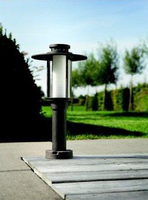 Outdoor Light Pedestal Lantern Low Energy Phillips