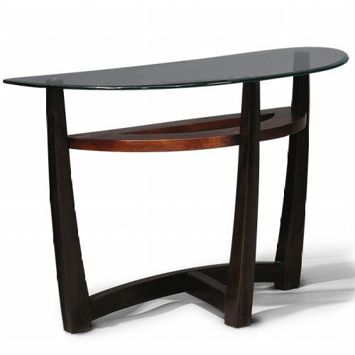 Image of The Elation Console Table (T1078-400/T1078-087)