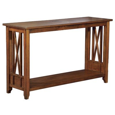 Image of Console Table in Cognac (OCST476)