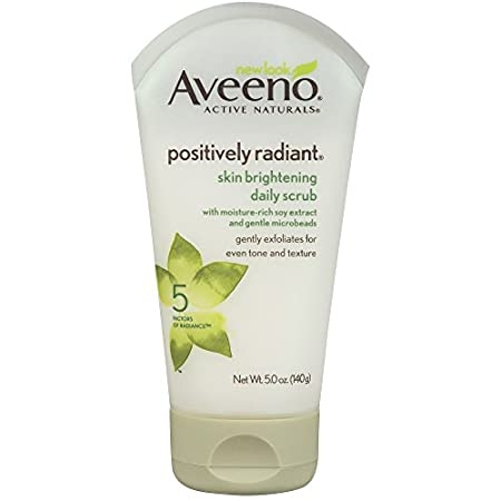 This daily facial scrub helps improve skin tone, texture and clarity to reveal brighter, more radiant skin. This unique formula combines moisturerich soy extract with smooth, round microbeads to gently exfoliate while you cleanse, leaving skin soft, ...