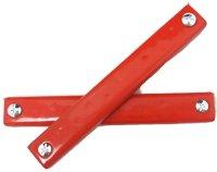 Rubber Coated Magnetic License Plate Holder Magnets ( 2 ...