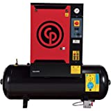 Chicago Pneumatic Quiet Rotary Screw Air Compressor   7.5 HP, 230 Volts, 3 Phase, Model# QRS7.5 HP 208/230/460V/3