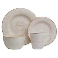 Tag Sonoma Ironstone Ceramic 16-Piece Dinnerware Set ...