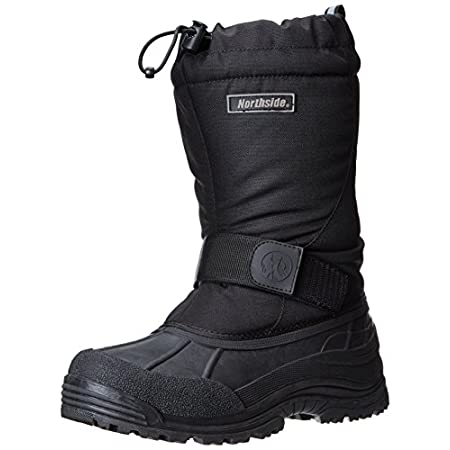 Want a warm waterproof convenient winter boot? Just slip on the Northside Alberta II Boot and head out to face the weather The Alberta Boot has 200g of insulation and a removable felt lining Most boots only have one or the other but the Alberta has b...