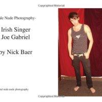 Male Nude Photography Irish Singer Joe Gabriel By Nick Baer