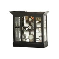 Amazon.com - Heirloom Console Curio Cabinet Base Style ...