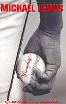 "Cover of ""Moneyball: The Art of Winning a..."