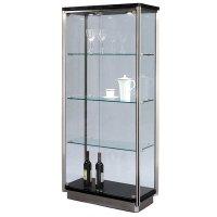 Comparamus - Chintaly Imports Curio Cabinet