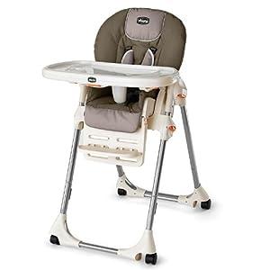 Amazoncom Chicco Polly High Chair Chevron Childrens