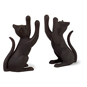 Cool bookends - Treble clef bookends ...
