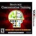 Brain Age Concentration 3DS (CTRPASRE) -