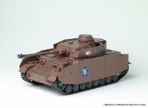 1/35 ガールズ&パンツァーシリーズ GP-PA1 グレードアップパーツ IV号戦車D型改 (H型仕様)