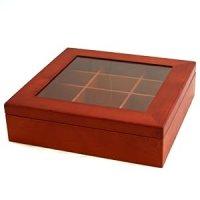 Amazon.com - Tech Swiss TIEBOX Tie Box Storage Handcrafted ...