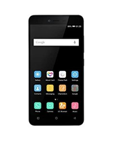 Gionee Pioneer P5L Mobile