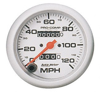 Auto Meter 4492 Ultra Lite Speedometer Coupons