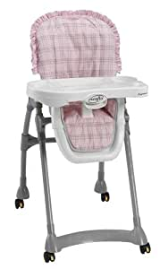 Amazoncom Evenflo Expressions Plus High Chair Pink