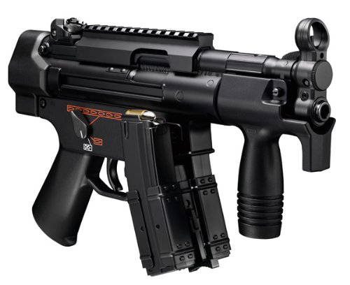 MP5 クルツ HC (18歳以上ハイサイクル電動ガン)
