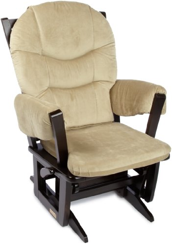 Rocker Microfiber Recliner Chair